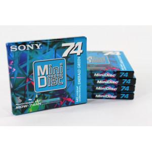 Мини-диск Sony 74 premium made in japan в Кольчугино фото