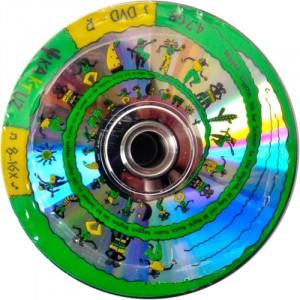 Диск DVD-R KAKTUZ 4.7Gb 16x в Кольчугино фото